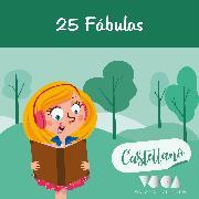 Cover-Bild zu 25 Fábulas (Audio Download)