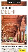 Cover-Bild zu DK Eyewitness Top 10 Delhi