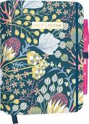 "Cover-Bild zu Bullet Journal ""Floral"" mit original Tombow TwinTone Dual-Tip Marker 22 pink"
