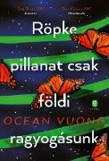 Cover-Bild zu Vuong, Ocean: Röpke pillanat csak földi ragyogásunk (eBook)