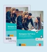 Cover-Bild zu Braun, Birgit: Kompass DaF B2.2 - Media Bundle
