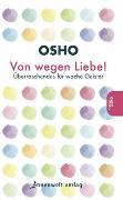 Cover-Bild zu Osho: Von wegen Liebe!