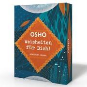 Cover-Bild zu OSHO international: OSHO Weisheiten für dich!