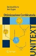 Cover-Bild zu Ottimizzazione Combinatoria von Korte, Bernhard