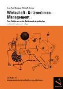 Cover-Bild zu Thommen, Jean-Paul: Wirtschaft, Unternehmen, Management