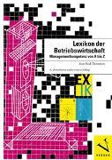 Cover-Bild zu Thommen, Jean-Paul: Lexikon der Betriebswirtschaft