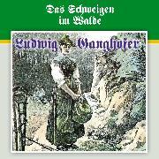 Cover-Bild zu Ganghofer, Ludwig: Ludwig Ganghofer, Folge 3: Das Schweigen im Walde (Audio Download)