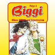 Cover-Bild zu Fohrmann, Petra: Biggi, Folge 2: Küsse, Klatsch und Katastrophen (Audio Download)