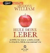 Cover-Bild zu Heile deine Leber von William, Anthony