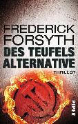Cover-Bild zu Forsyth, Frederick: Des Teufels Alternative
