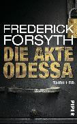 Cover-Bild zu Forsyth, Frederick: Die Akte ODESSA