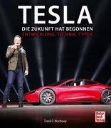 Cover-Bild zu Tesla von Hrachowy, Frank O.