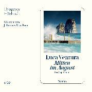 Cover-Bild zu Mitten im August von Ventura, Luca