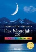 Cover-Bild zu Das Mondjahr 2021 von Paungger, Johanna
