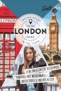 Cover-Bild zu GuideMe Reiseführer London von Hallwag Kümmerly+Frey AG (Hrsg.)