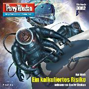 Cover-Bild zu Perry Rhodan 3082: Ein kalkuliertes Risiko (Audio Download) von Hirdt, Kai