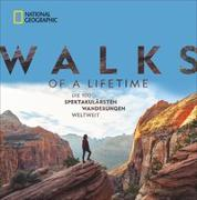 Cover-Bild zu Walks of a Lifetime von Siber, Kate
