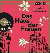 Cover-Bild zu Das Haus der Frauen von Colombani, Laetitia