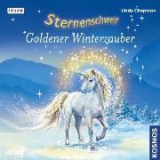 Cover-Bild zu Sternenschweif (Folge 51): Goldener Winterzauber von Chapman, Linda