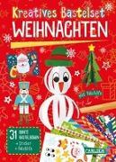 Cover-Bild zu Kreatives Bastelset: Weihnachten von Poitier, Anton
