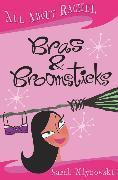 Cover-Bild zu Mlynowski, Sarah: All About Rachel: Bras and Broomsticks