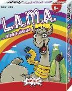 Cover-Bild zu Lama