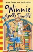 Cover-Bild zu Paul, Korky (Illustr.): Winnie and Wilbur Winnie Spells Trouble (eBook)