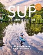 Cover-Bild zu Kormann, Erik: HOLIDAY Reisebuch: SUP - Die große Freiheit