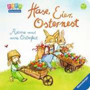 Cover-Bild zu Penners, Bernd: Hase, Eier, Osternest - Reime rund ums Osterfest