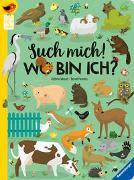 Cover-Bild zu Penners, Bernd: Such mich! Wo bin ich?