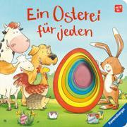 Cover-Bild zu Penners, Bernd: Ein Osterei für jeden