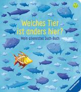 Cover-Bild zu Penners, Bernd: Welches Tier ist anders hier?