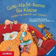 Cover-Bild zu Rachner, Marina: Gute-Nacht-Reime für Kleine (Audio Download)