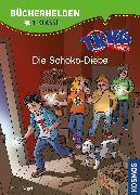 Cover-Bild zu Vogel, Kirsten: TKKG Junior, Bücherhelden 1. Klasse, Die Schoko-Diebe