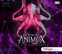 Cover-Bild zu Carter, Aimée: Die Erben der Animox 2