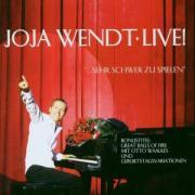 Cover-Bild zu Wendt, Joja (Komponist): Live! Sehr Schwer Zu Spielen