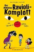 Cover-Bild zu Douglas, Jozua: Das gemeine Ravioli-Komplott oder Wie wir die Tomate platzen ließen (eBook)