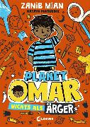 Cover-Bild zu Mian, Zanib: Planet Omar - Nichts als Ärger (eBook)