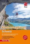 Cover-Bild zu Jentzsch-Rabl, Axel: Klettersteigführer Schweiz