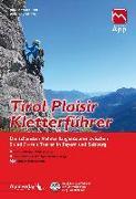 Cover-Bild zu Jentzsch-Rabl, Axel: Tirol Plaisir Kletterführer