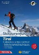 Cover-Bild zu Jentzsch-Rabl, Axel: Skitourenführer Tirol