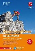 Cover-Bild zu Jentzsch-Rabl, Axel: Klettersteigführer Deutschland