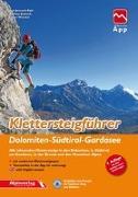 Cover-Bild zu Jentzsch-Rabl, Axel: Klettersteigführer Dolomiten, Südtirol, Gardasee