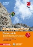 Cover-Bild zu Jentzsch-Rabl, Axel: Klettersteigführer Österreich