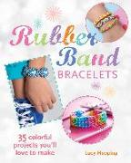 Cover-Bild zu Hopping, Lucy: Rubber Band Bracelets (eBook)