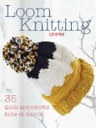 Cover-Bild zu Hopping, Lucy: Loom Knitting (eBook)