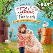 Cover-Bild zu Lott, Anna: Tildas Tierbande - Teil 1: Ein Wollschwein im Wohnzimmer