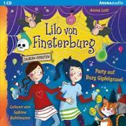 Cover-Bild zu Lott, Anna: Lilo von Finsterburg - Zaubern verboten! (3). Party auf Burg Gipfelgrusel