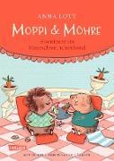 Cover-Bild zu Lott, Anna: Moppi und Möhre - Abenteuer im Meerschweinchenhotel (eBook)