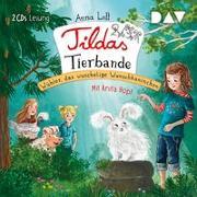 Cover-Bild zu Lott, Anna: Tildas Tierbande - Teil 2: Wühler, das wuschelige Wunschkaninchen